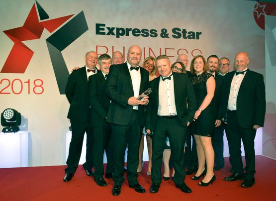 Express & Star Business Awards 2018 Image Gallery Manufacturing Champion Midland Tool And Design
