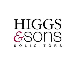 Higgs & Sons Logo | 2018 Sponsor | Express & Star Business Awards