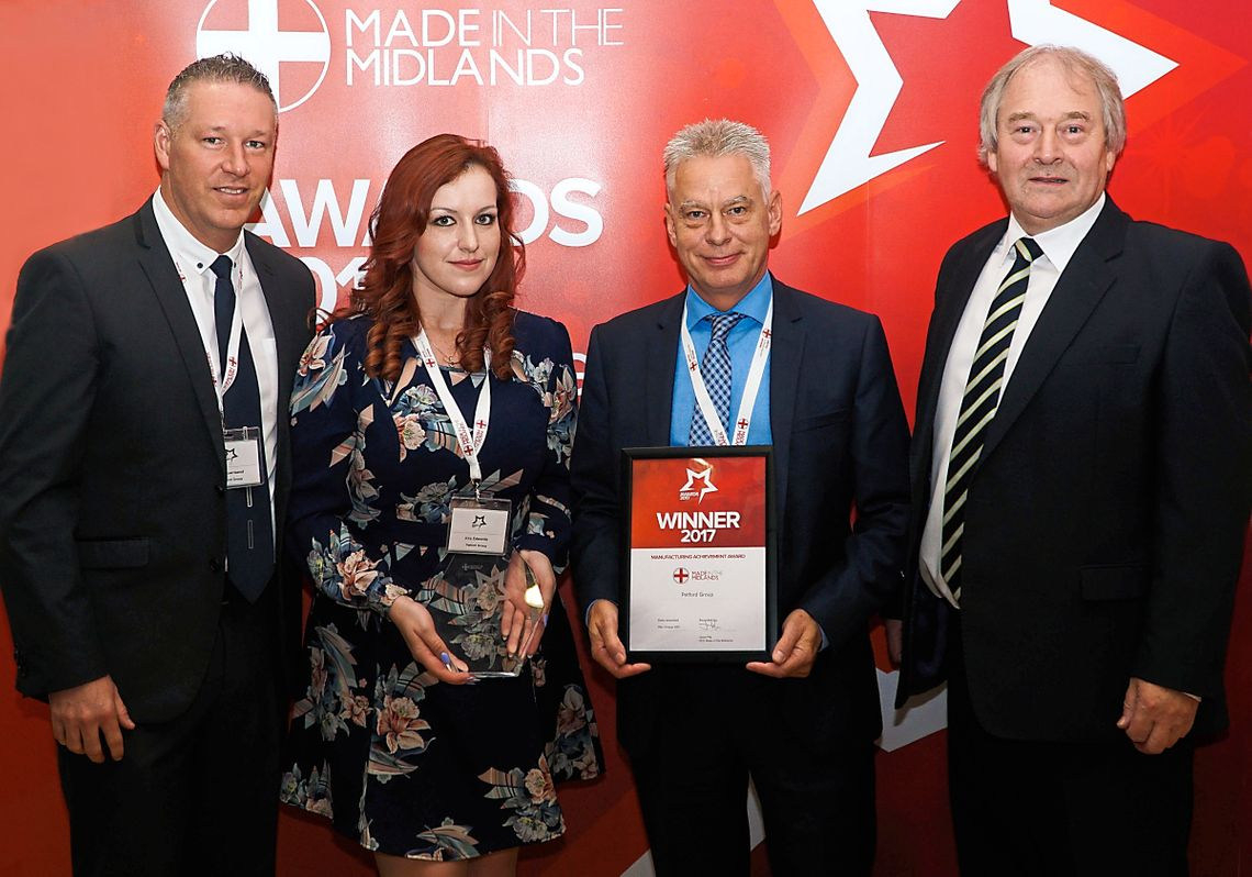 Made in the Midlands - Express & Star Business Awards 2018 Sponsor